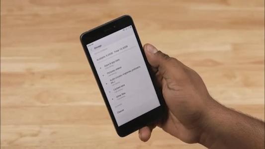 红米手机型号Redmi4A