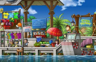 冒险岛市场_冒险岛泰国水上市场怎么走_百度知道