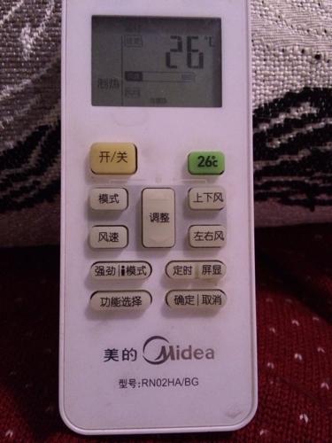 这个美的空调的遥控器的电辅热怎么关闭啊 我