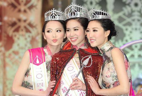 香港历届港姐名单_历届香港小姐冠军,亚军,季军,有哪些人?_百度知道