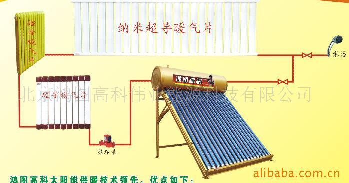 太阳能热水器供暖_太阳能热水器如何改造取暖_百度知道