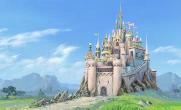 动漫城堡图_求一些城堡的建筑图,设计图和内部构造图。游戏,动漫,现实 ...