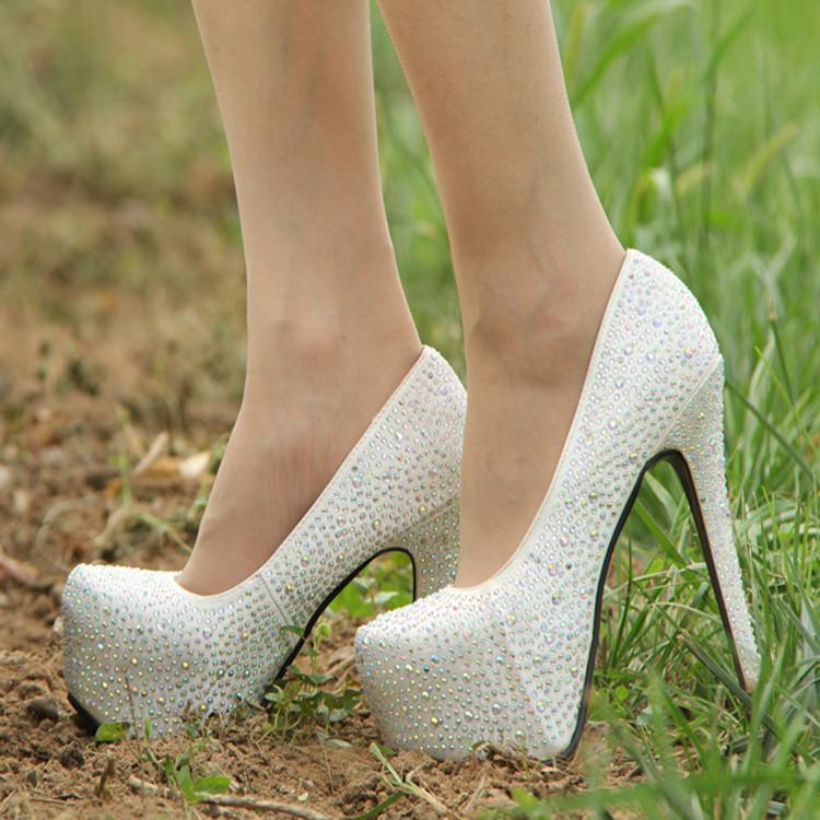 高跟鞋最佳高度圖片