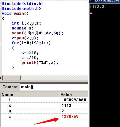 �y-�Z�ޗ��s�出要求_C语言,假设x,y是整数,编写程序求X的y次方的最后三位数,要求x