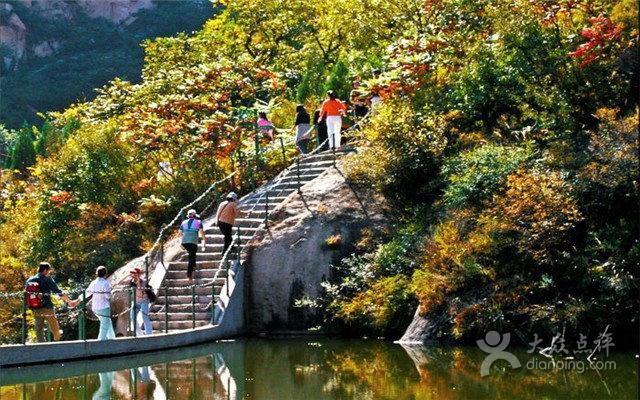 北京凤凰岭自然风景区的介绍