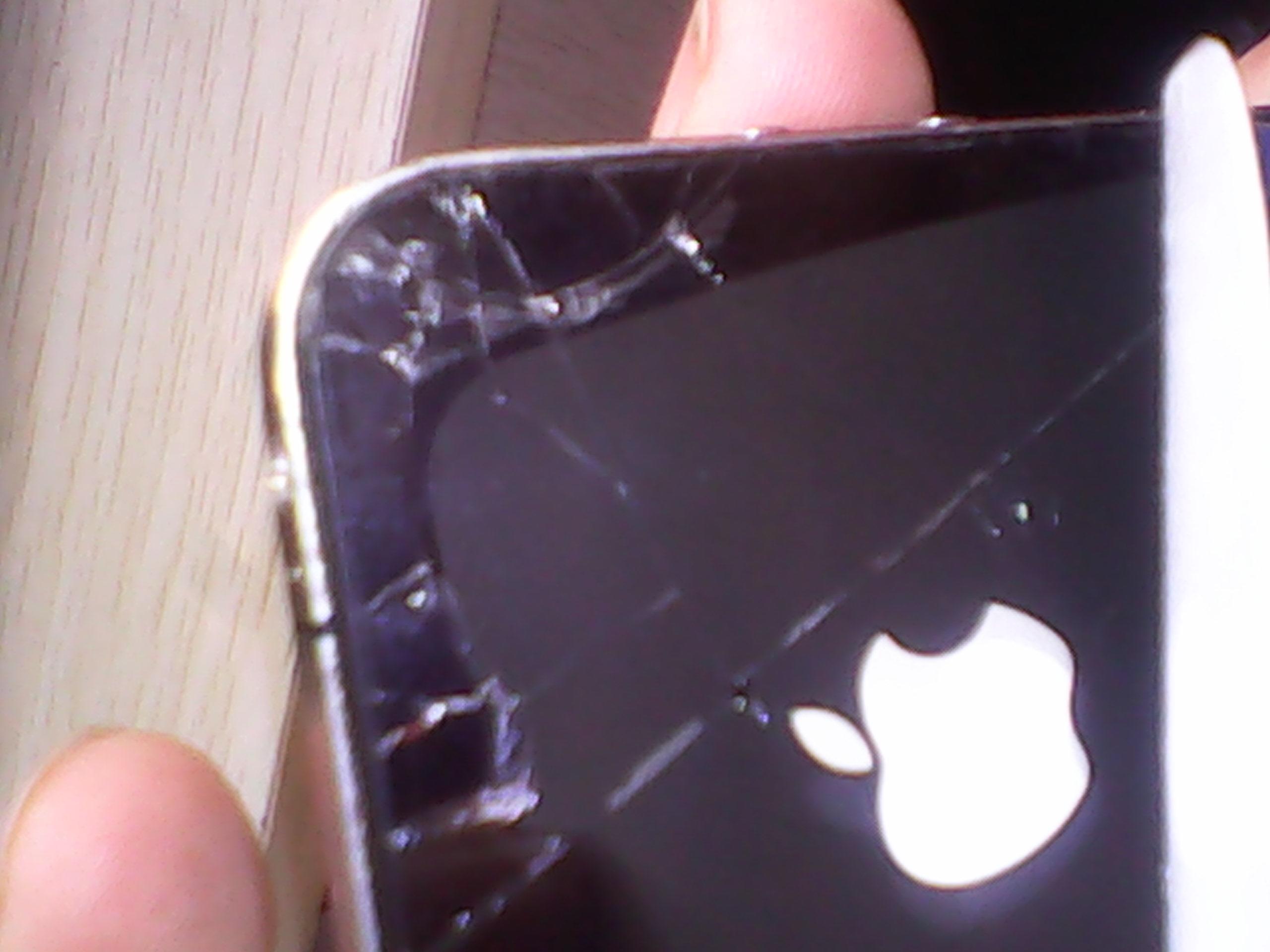 苹果5能换壳吗_苹果前盖和后盖都碎了,能换吗?_百度知道