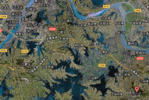 黄石铁山_请问湖北武汉在黄石铁山的什么方位_百度知道