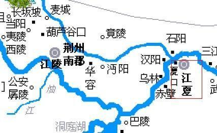 武汉江夏区地图全图