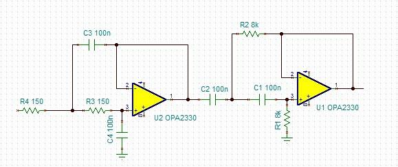 rc高通滤波器_RC二阶带通滤波电路截止频率公式_百度知道
