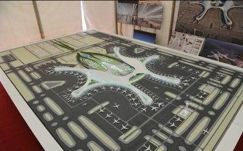成都简阳机场规划�_成都天府国际机场的机场规划_百度知道