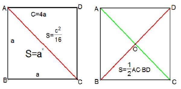 长方形的侧面积公式_正方形的面积怎么算?_百度知道
