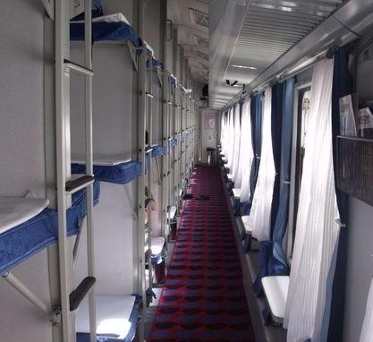 硬卧和软卧图片_硬卧和软卧的区别是什么 火车硬卧软卧不同之处_百度知道