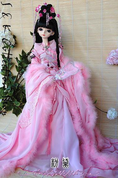古装动漫服装图片_芭比公主的古装衣服,要图片_百度知道