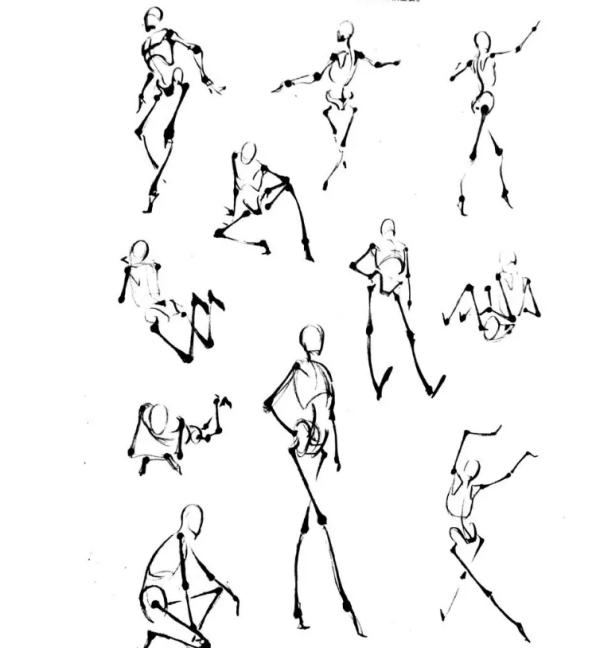 动漫头部画法_求日本动漫人物人体结构绘画步骤图_百度知道