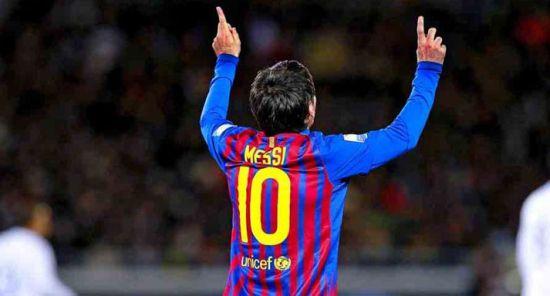 梅西在巴萨几号_梅西在巴萨队的球衣号码是多少啊_百度知道