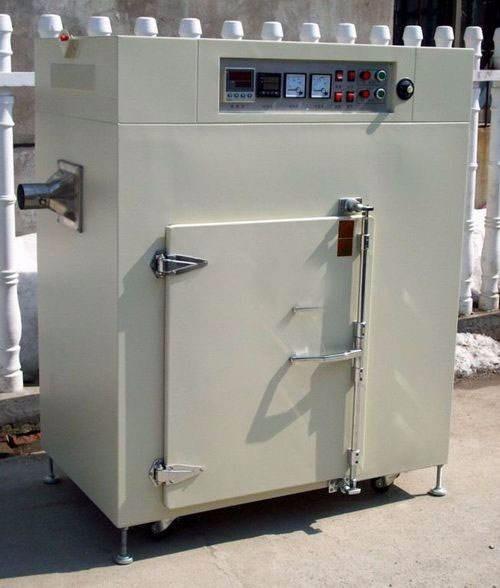电焊条烘箱_嘉奥15kw式工业烤漆干燥烘箱轨道推车烤炉电焊条