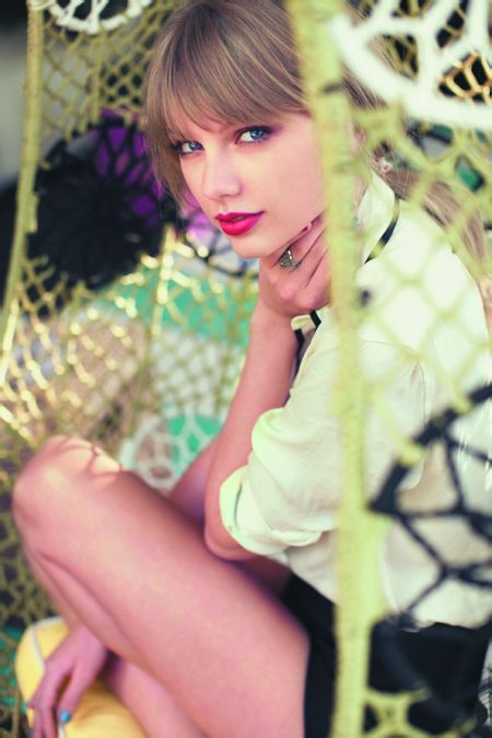 Taylor Swift Red -9164
