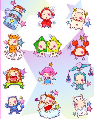 12星座的资料_十二星座里有哪些星座? _百度知道