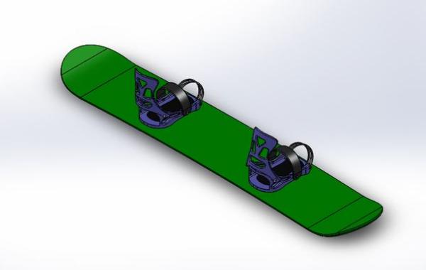 如何为滑雪板打蜡