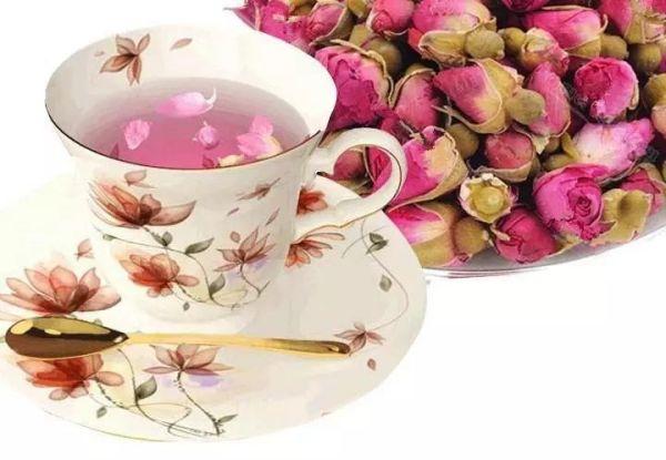 玫瑰花茶加蜂蜜_玫瑰花泡茶加蜂蜜饮用有什么效果_百度知道