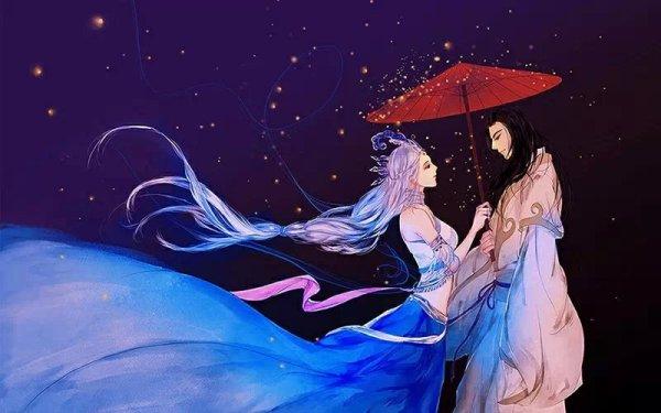 秦时明月高清图片_秦时明月有关高渐离与雪女的图片大全高清_百度知道