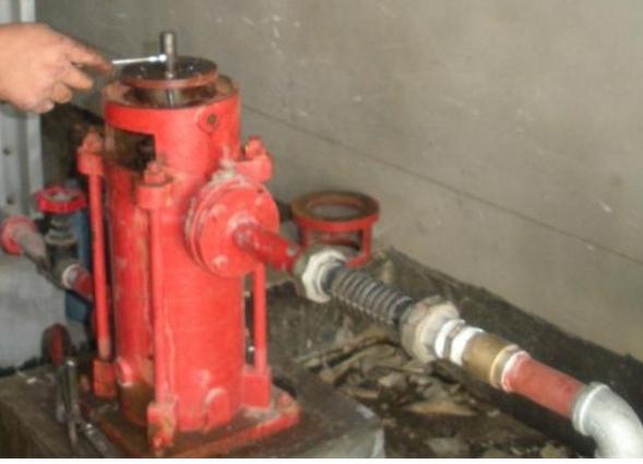 喷淋管试压规范_请问在消防中用的稳压泵的工作原理是什么,要详细一点的 ...