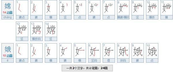 嫦娥简笔画的画法步骤 怎么画嫦娥