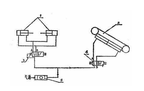 空调的构造与原理图_空调制冷的结构原理图