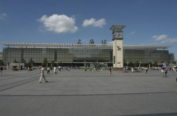 上海市闸北区秣陵路_高铁上海站在哪里坐的_百度知道