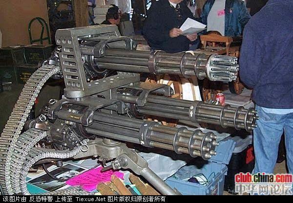 世界上最nb的武器_世界上最强重机枪图片_百度知道