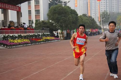 1500米跑步技巧,就是策略