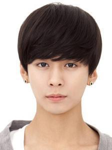 男士假发蘑菇头短发发型图片 男生可爱蘑菇头发型图片图片