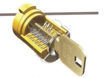 球形锁的原理_球形门锁原理