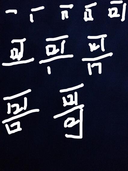 哥字的笔画顺序-哥 字笔顺是