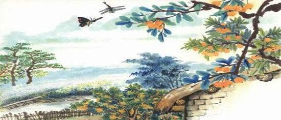四时田园杂兴 梅子金黄美国杏仁需要炒么杏子肥的注音