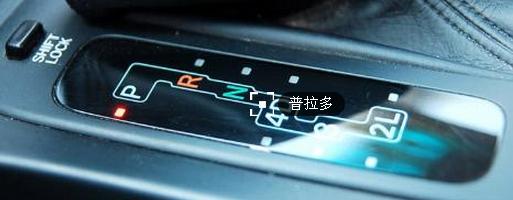 丰田自动挡档位_急求丰田霸道自动档档位示意图_百度知道
