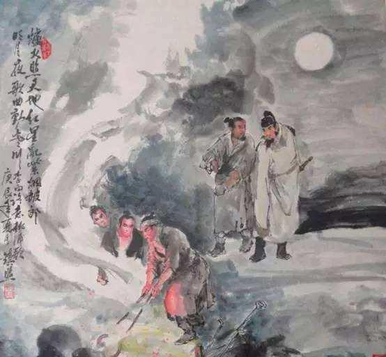 关于劳动节诗词的配图 劳动节的古诗