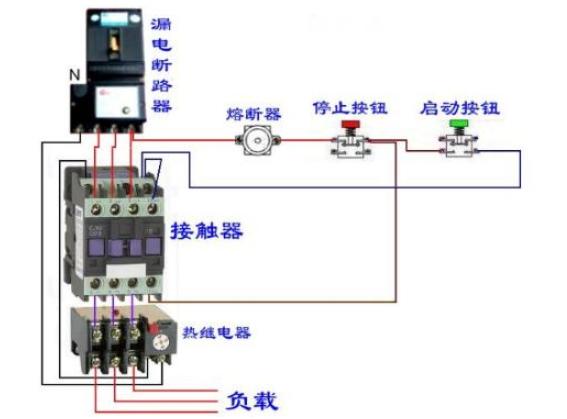 断电保持时间继电器_电磁继电器的工作原理及接线图_百度知道