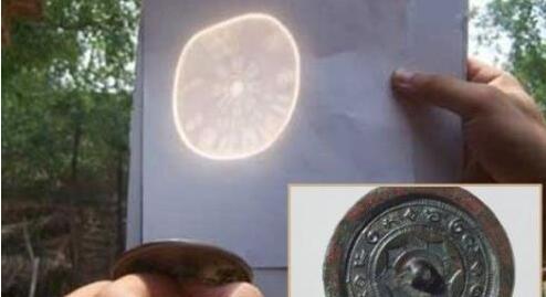"""""""透光铜镜""""的出现证明了中国古代高超的工艺水平,为什么这些技术会失传?"""