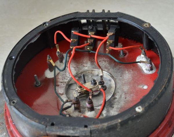 电热锅接线_电热锅底部线路是怎样连接的_百度知道