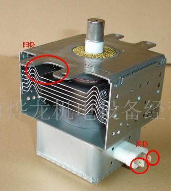 微波炉磁控管检测_如何检测微波炉中磁控管好坏_百度知道