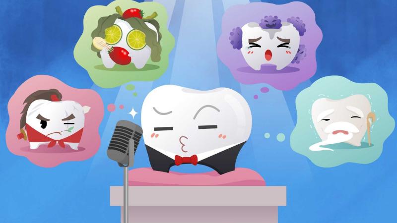 牙齿竟向牙医打起了小报告?
