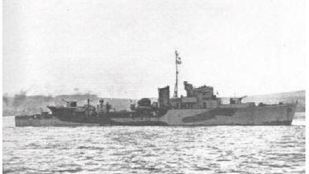 二战时期,法国海军去哪儿了?