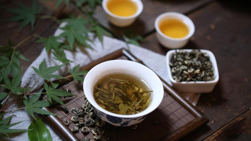 白茶、黄茶、青茶、黑茶...这几种茶你真分得清吗?