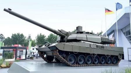 140毫米會成為下一代坦克炮的主流嗎?的頭圖