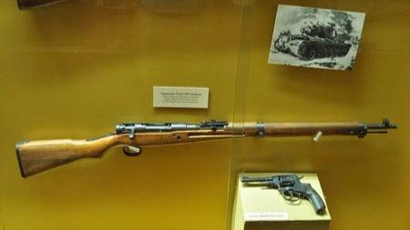 现存二战日本伞兵步枪为何都是两节的?还被大家认为很正常
