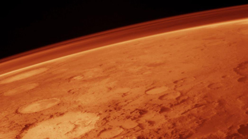 火星发现冰层!红色星球恐怕要改名了