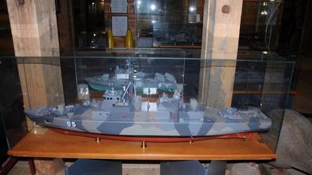 北欧的海上匕首:芬兰图尔库海事博物馆里的海军快艇