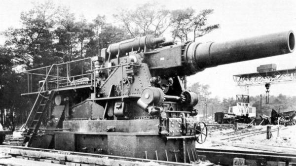 第一次世界大战中使过最可怕的武器是什么?的头图