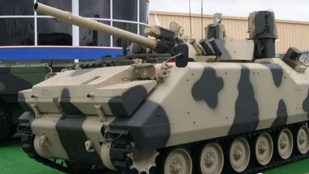 多亏豹II当肉盾!揭秘叙利亚战场的土耳其装甲车